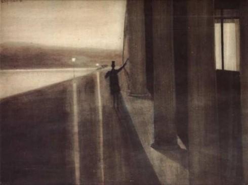Leon Spilliaert Nuit (Night)