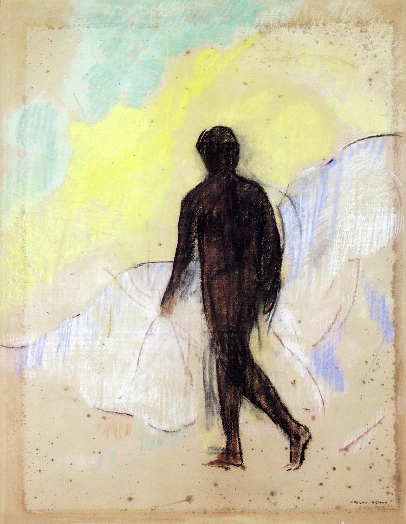 Redon: Primitive Man (The Hunter)