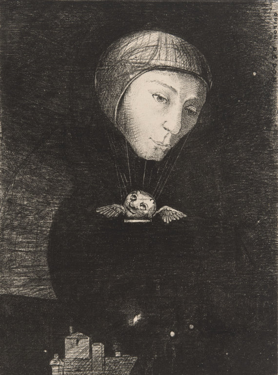 Redon: Sad Ascent